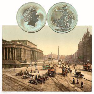British Two-Pound Coin