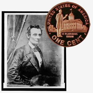Lincoln Professional Life One Cent Coin