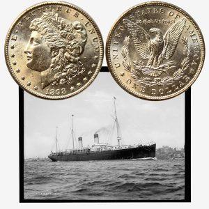 Morgan Silver Dollar Coin