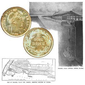 Barber Silver Dime Coin