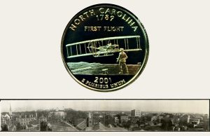 North Carolina State Quarter Coin