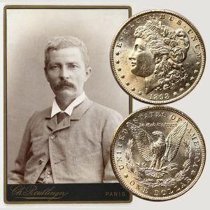 Morgan Silver Dollar Coin