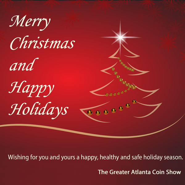 Merry Christmas and Happy Holidays 2019