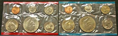 1976 Mint Set obverse