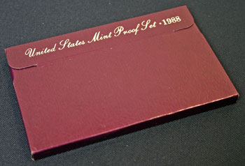 1988 Proof Set
