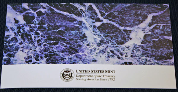 1997 Mint Set front of insert large view