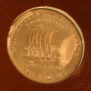 2004 Westward Journey keelboat nickel reverse