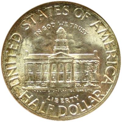 Greater Atlanta Coin Show Iowa Centennial Half Dollar