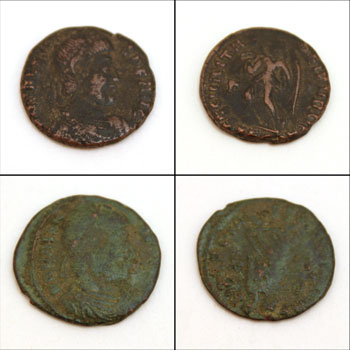Valens 364-378 AD Roman Coins