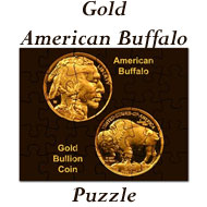 American Gold Buffalo Puzzle on Greater Atlanta Coin Show's Numismatic Shoppe