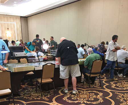 Greater Atlanta Coin Show Bourse June 2019