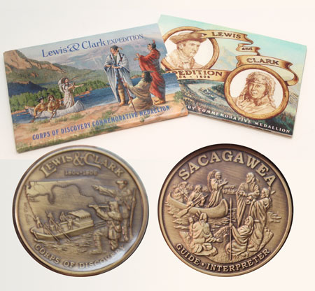 Corps of Discovery Commemorative Medallion