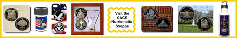 Products showing Modern Commemorative Coins on the Greater Atlanta Coin Show's Numismatic Shoppe