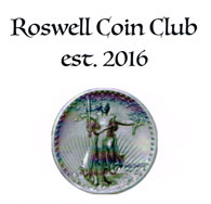 Roswell Coin Club est. 2016