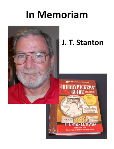 In memoriam J. T. Stanton author Cherrypickers' Guide